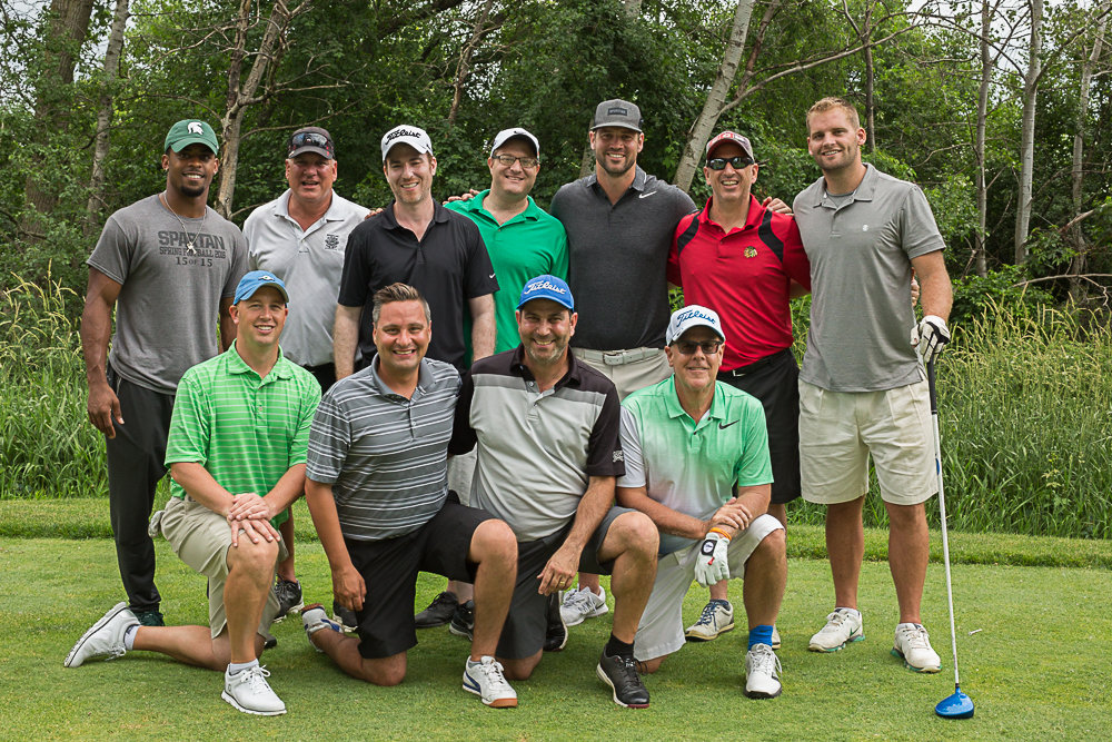 The 2017 High 5ive Foundation Golf Outing was held at Hawk Hollow Golf Course in East Lansing to benefit Drew Stanton's Foundation! - To view, download, and order prints of the photos from the 2017 golf outing and charity auction, please click here!