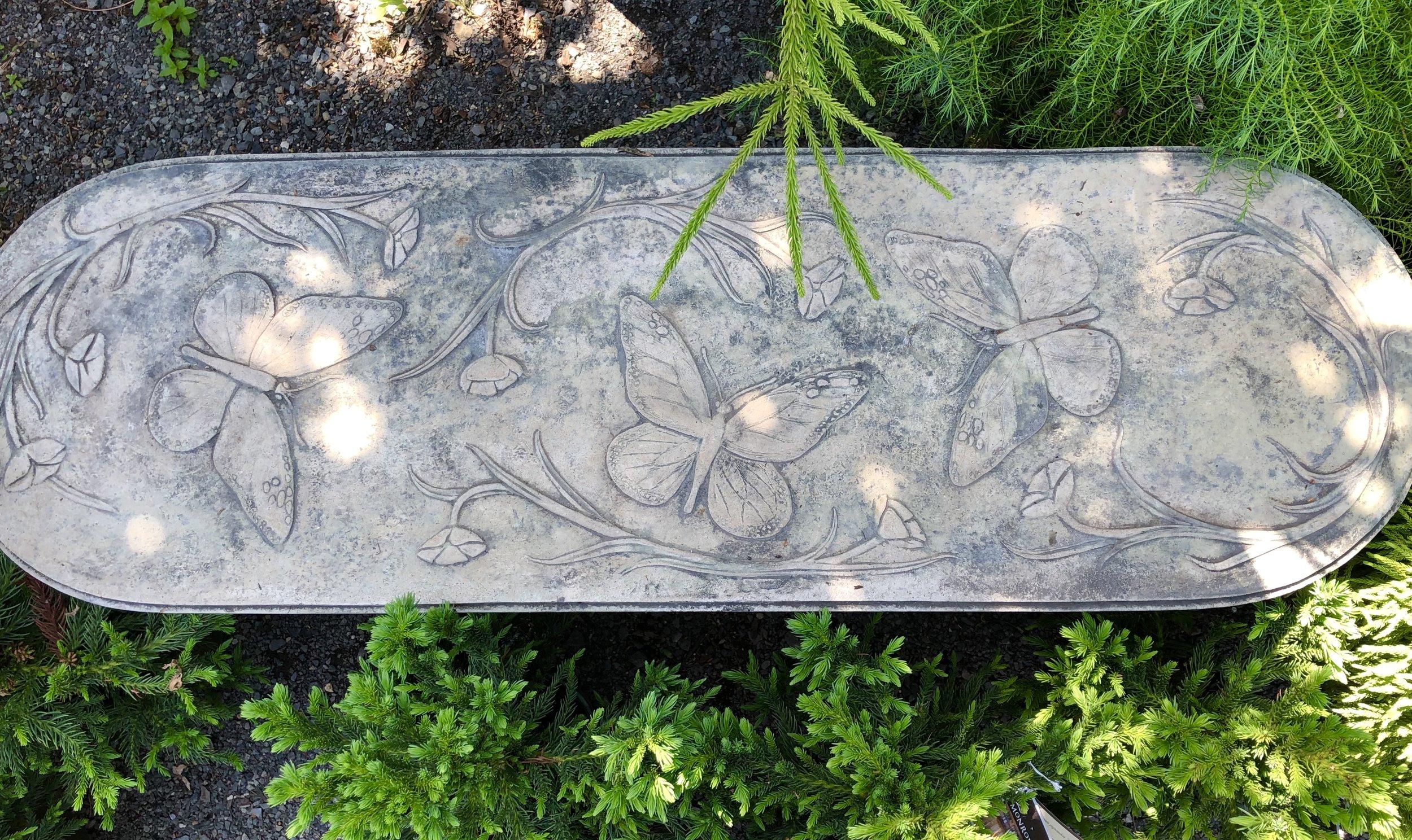 Straight Butterfly bench.JPG