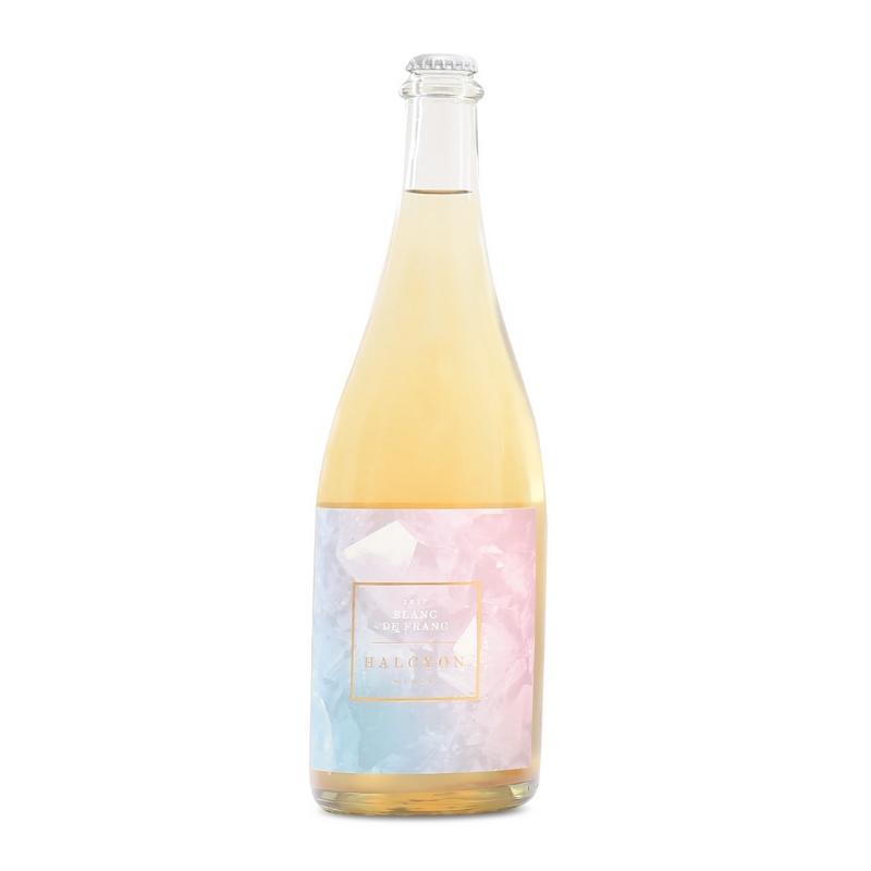 Halcyon Blanc de Franc Sparkling Wine
