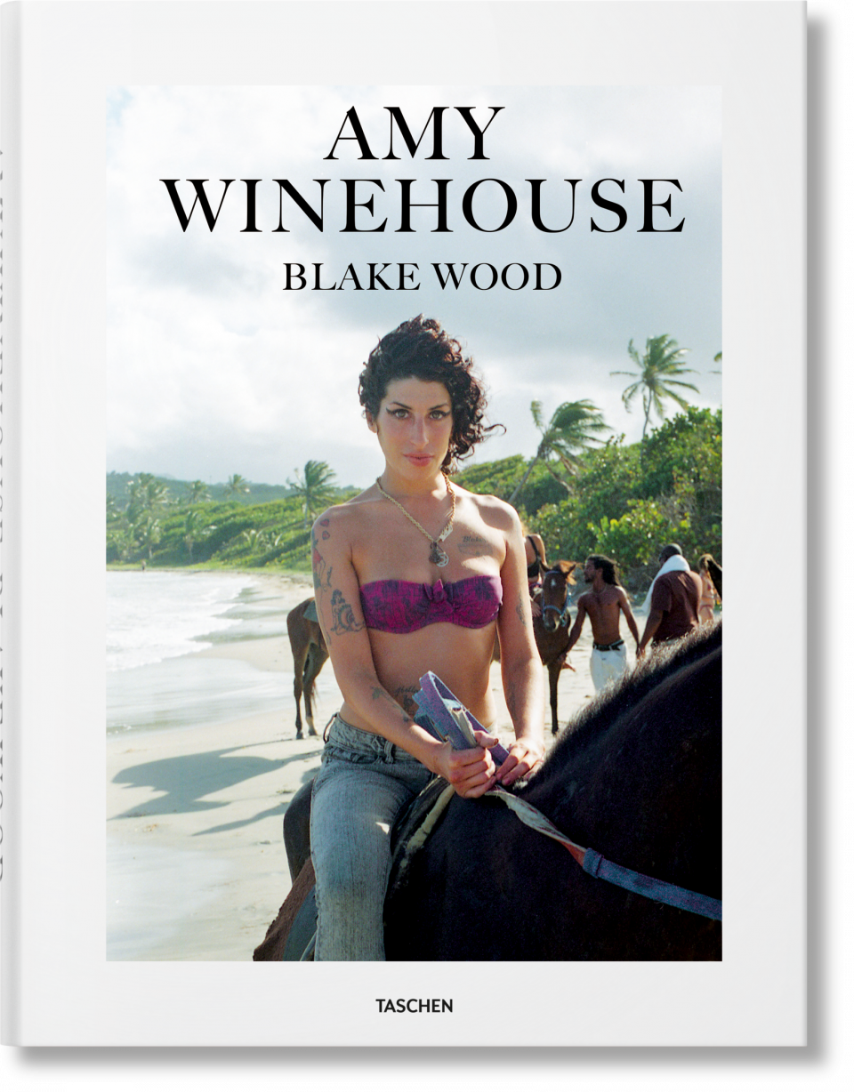TASCHEN - Blake Wood and Kelly Osbourne invite you to celebrate the release ofAMY WINEHOUSEa book honoring Amy's talent, style and legacy.RSVP HERE