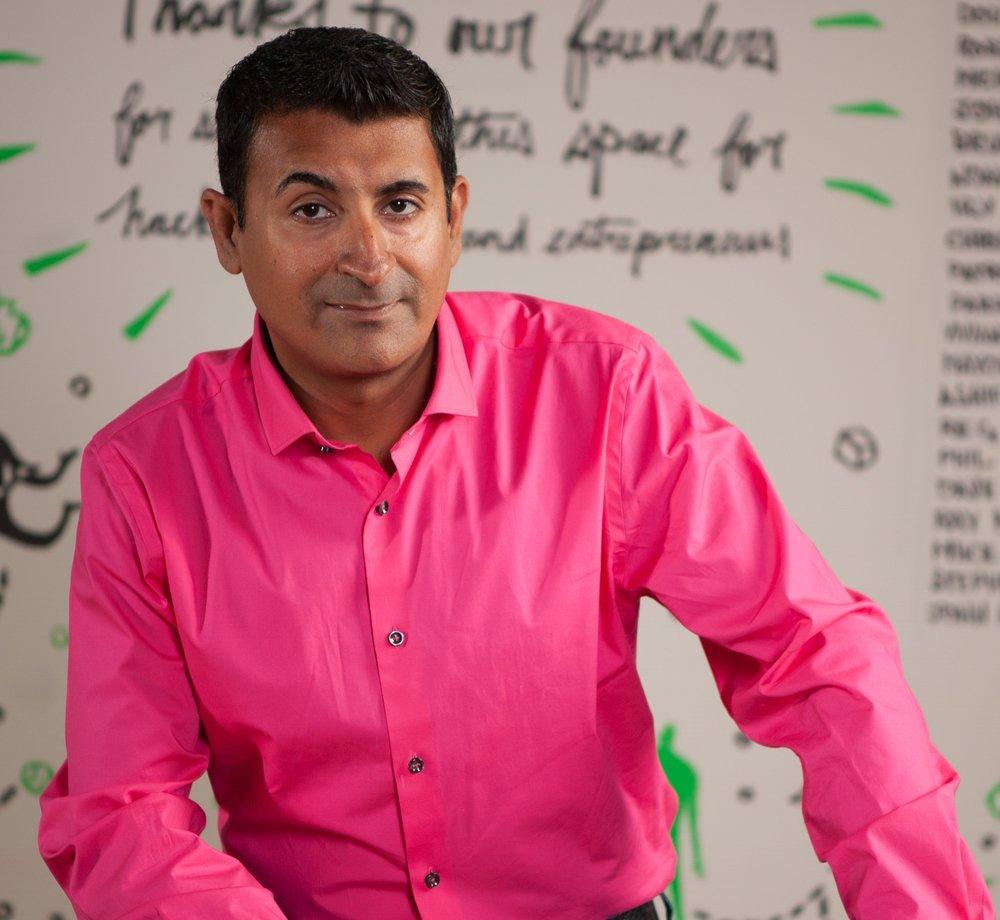 Ashif Mawji, Venture Partner, Rising Tide