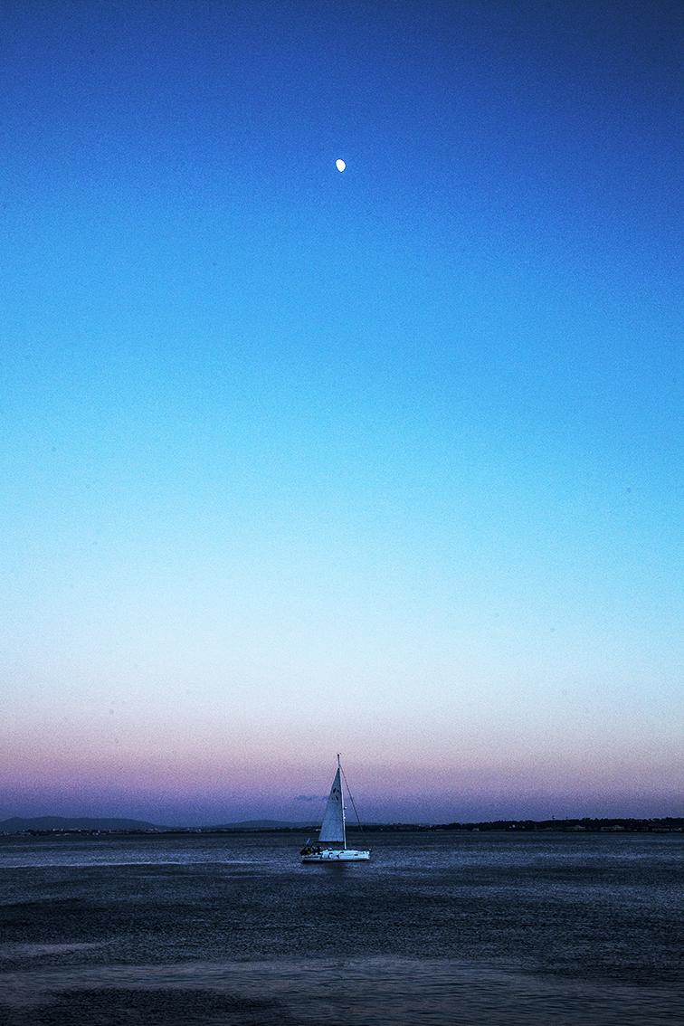 Saindo de Lisboa