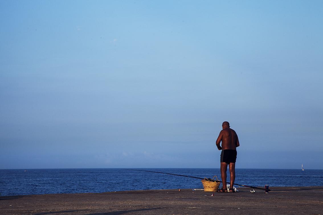 a isca do horizonte
