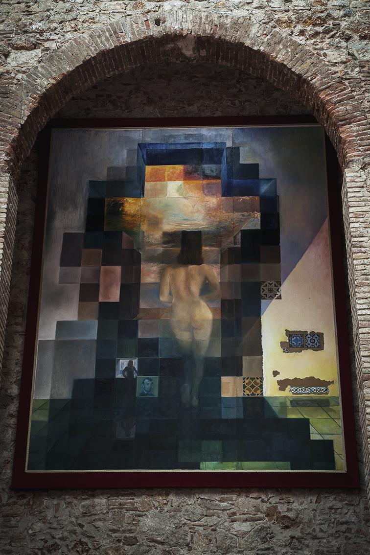 Pixel art pré-pixels.