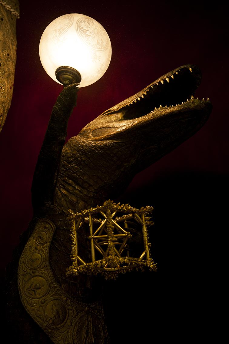 Crocodilismo geométrico
