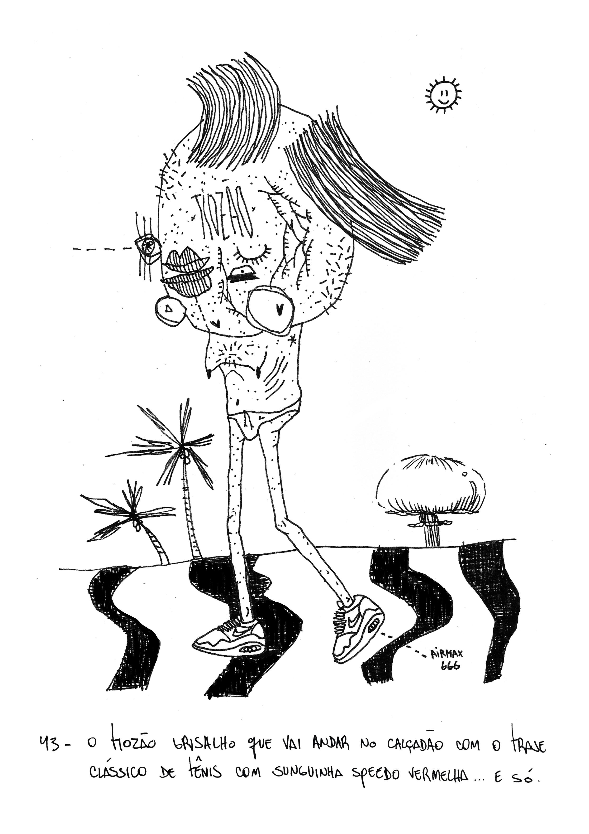 Ilustra Cadu Confort