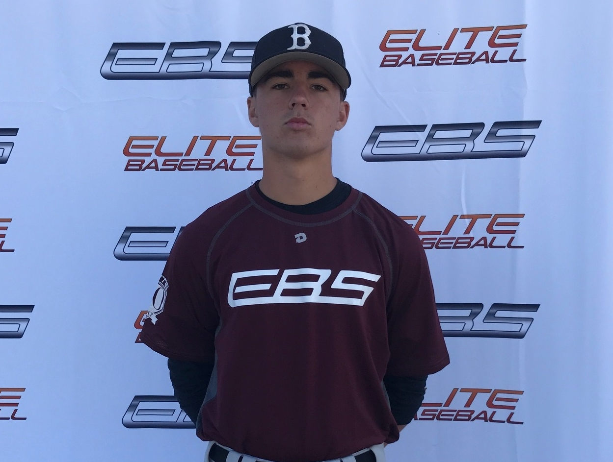 andrew mosiello | 2019 | vista murrieta | TB socal | oregon