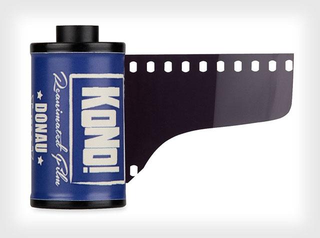 """New"" Lomography Kono film."