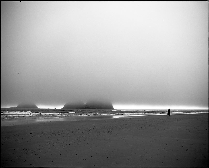 Oregon Coast with a Mamiya RZ67 and Rollei 25 Medium Format Film