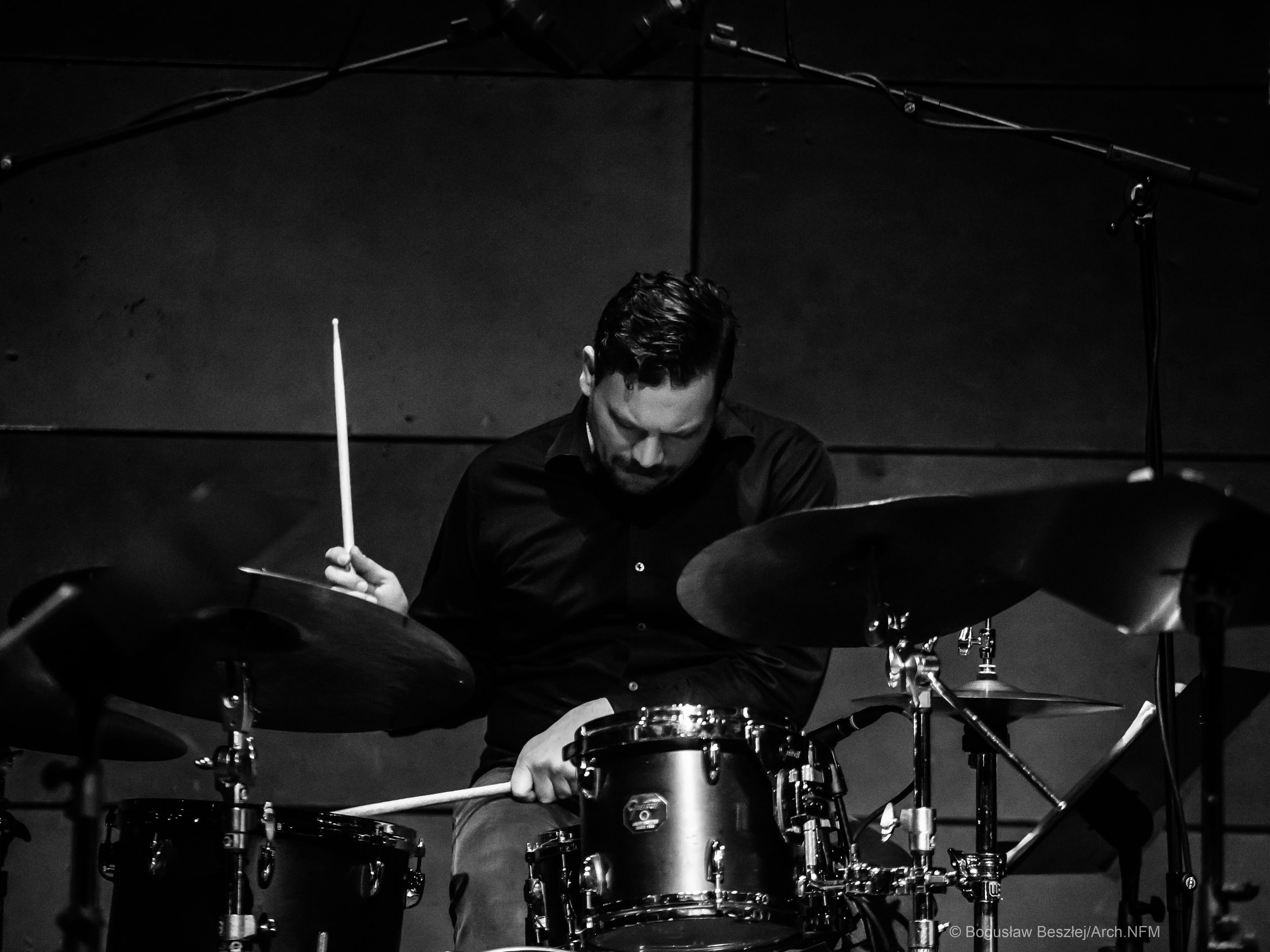 Kenton Loewen - drums