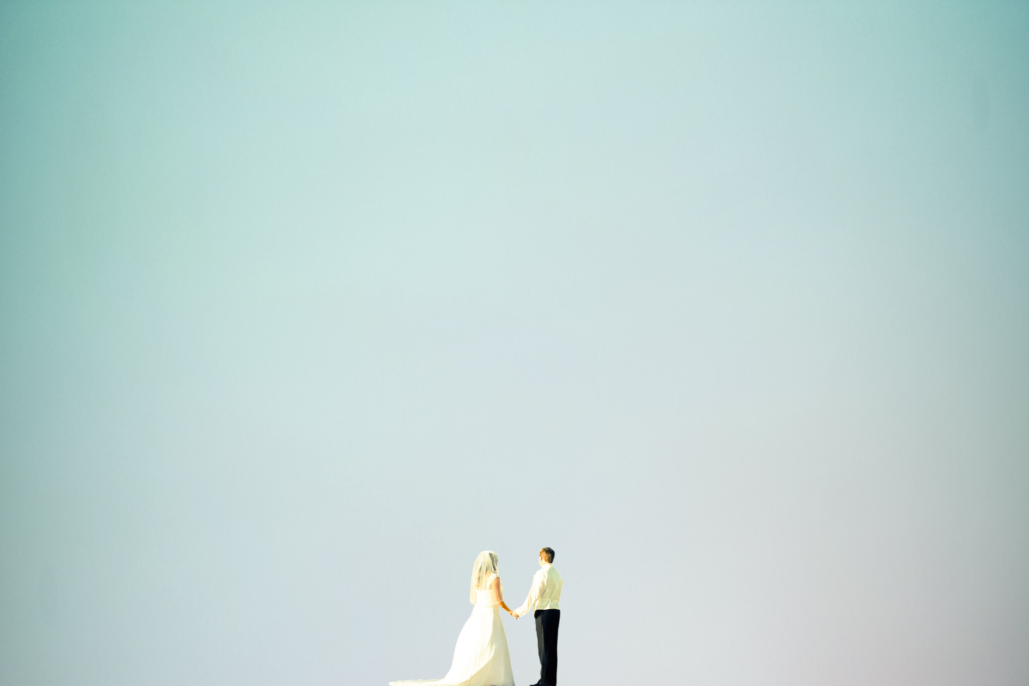 Designing a wedding from the ground up could save you a lot of money.