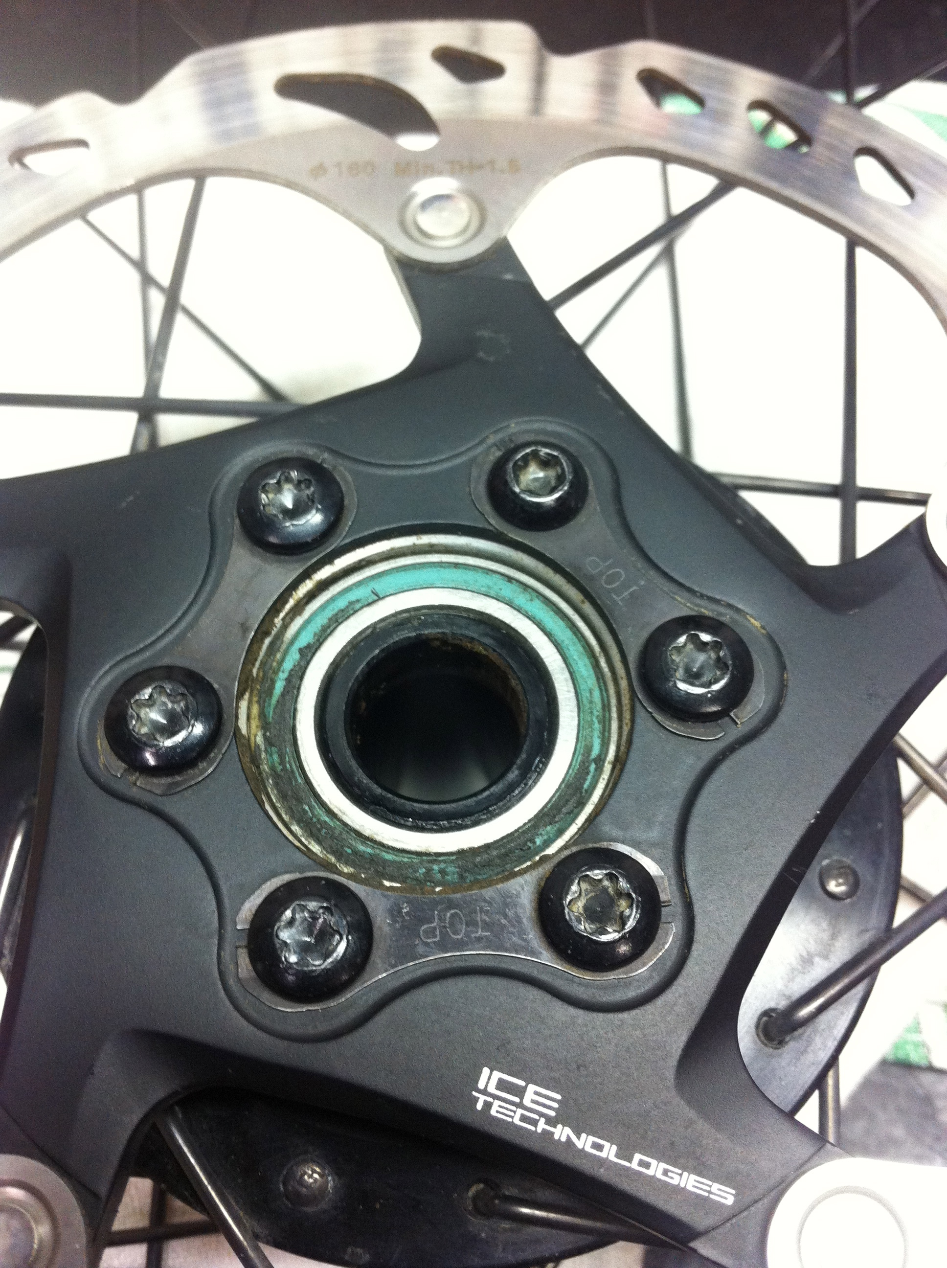 shimano rotor