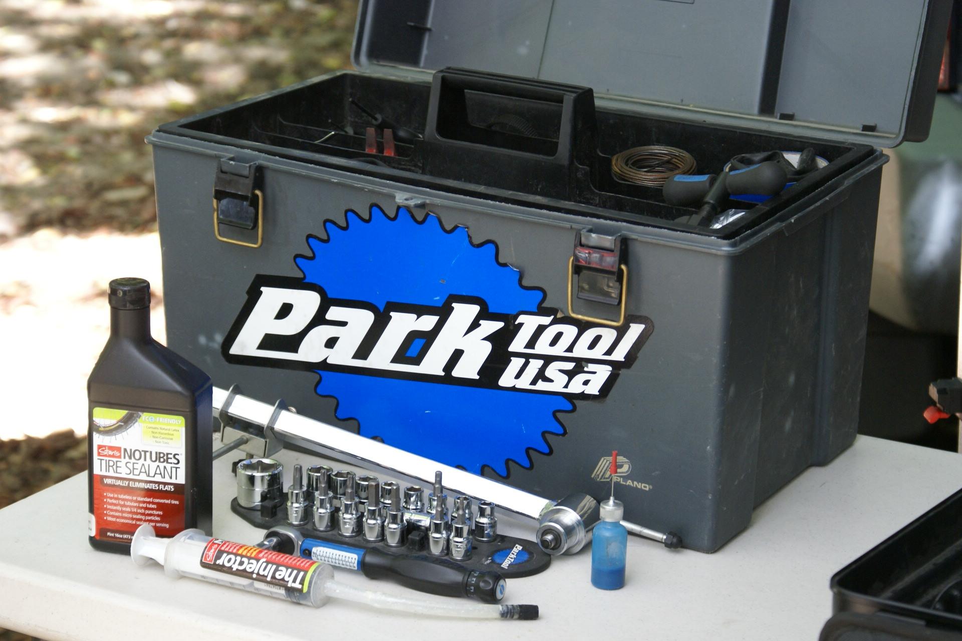 Park tool kit