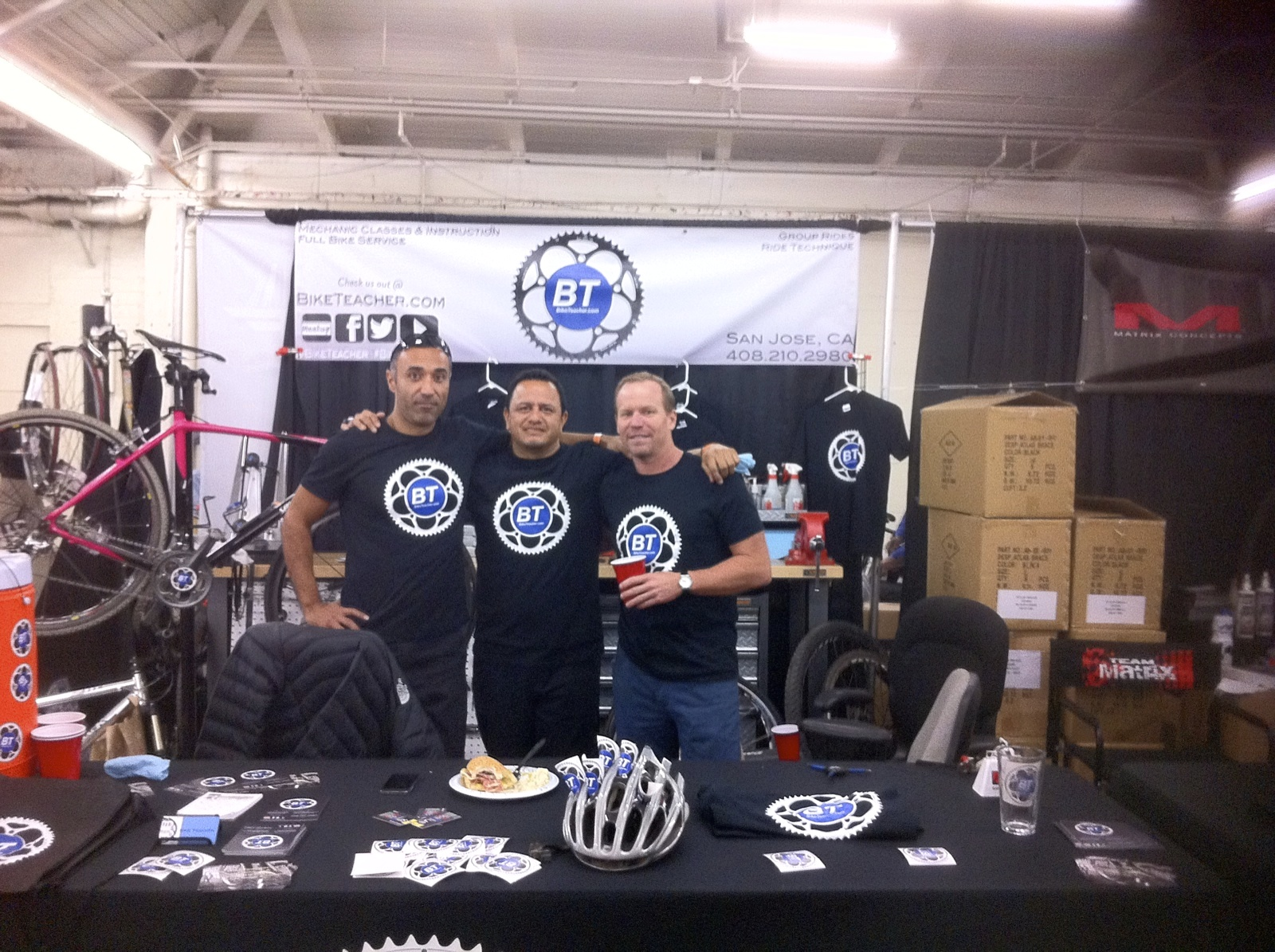 sf bike expo