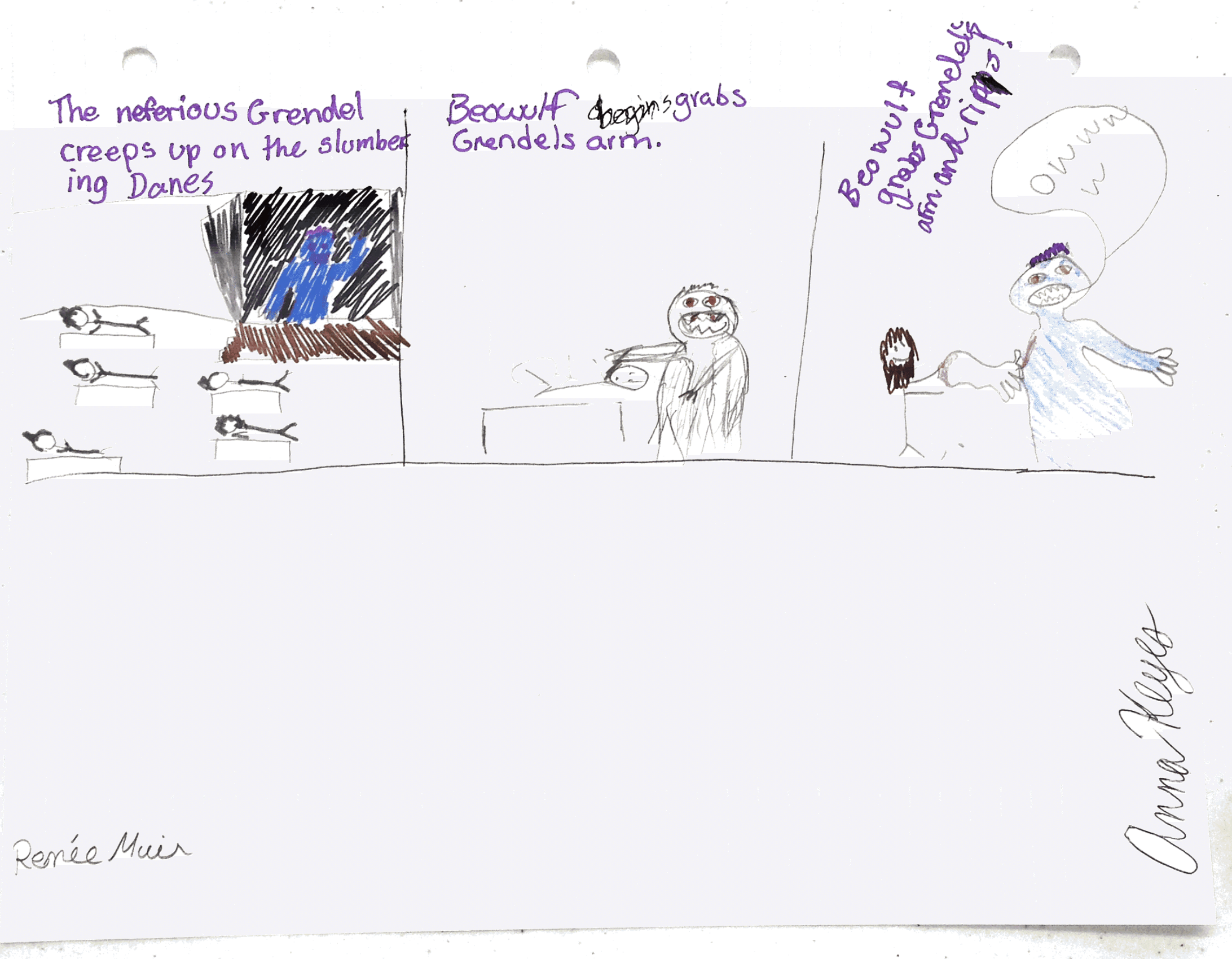 BritLit Beowulf Drawings-07.png