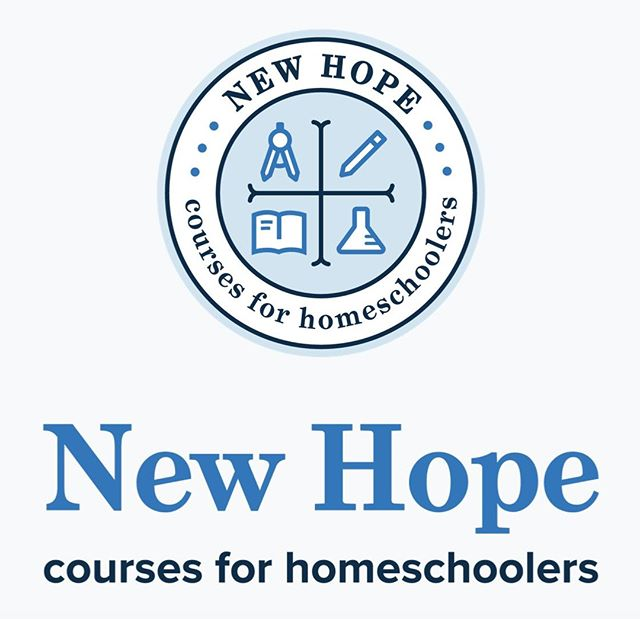 New Hope Tutorials is now New Hope Courses for Homeschoolers!  2019 marks our 20th year here at New Hope! One of the ways we are celebrating is by refreshing our brand image, including a new name and logo that better reflect the services we provide.  We hope you're as excited as we are! Read more about the changes on our blog: http://ow.ly/Mt7H50lmanS