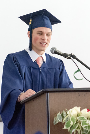 Benny Wassell reflects on the community built by the class of '19.