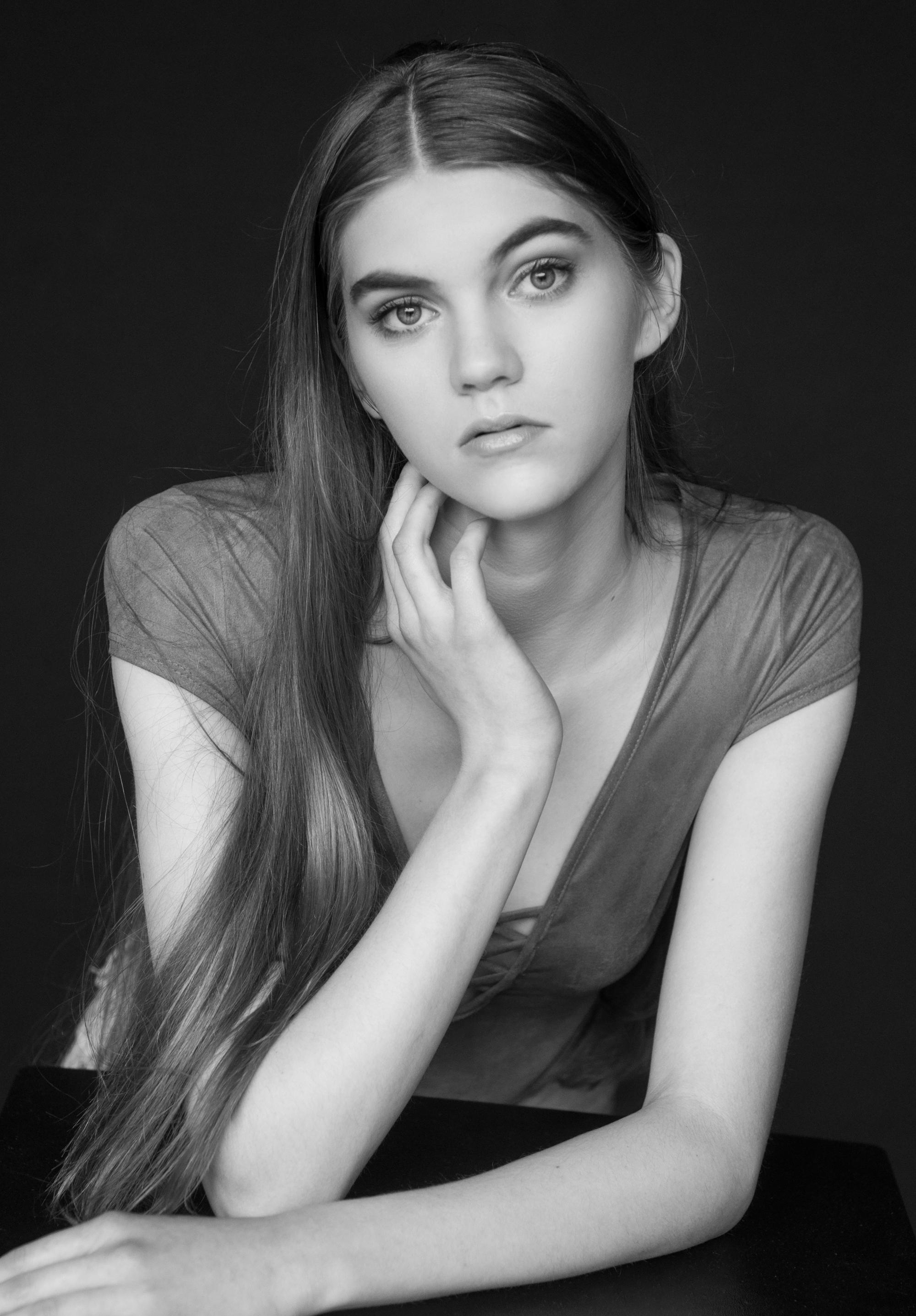 Model: Grace Dwyer  Agency: IMG Worldwide  Stylist: Joy Hollywood  Assistant: Alvin Powell