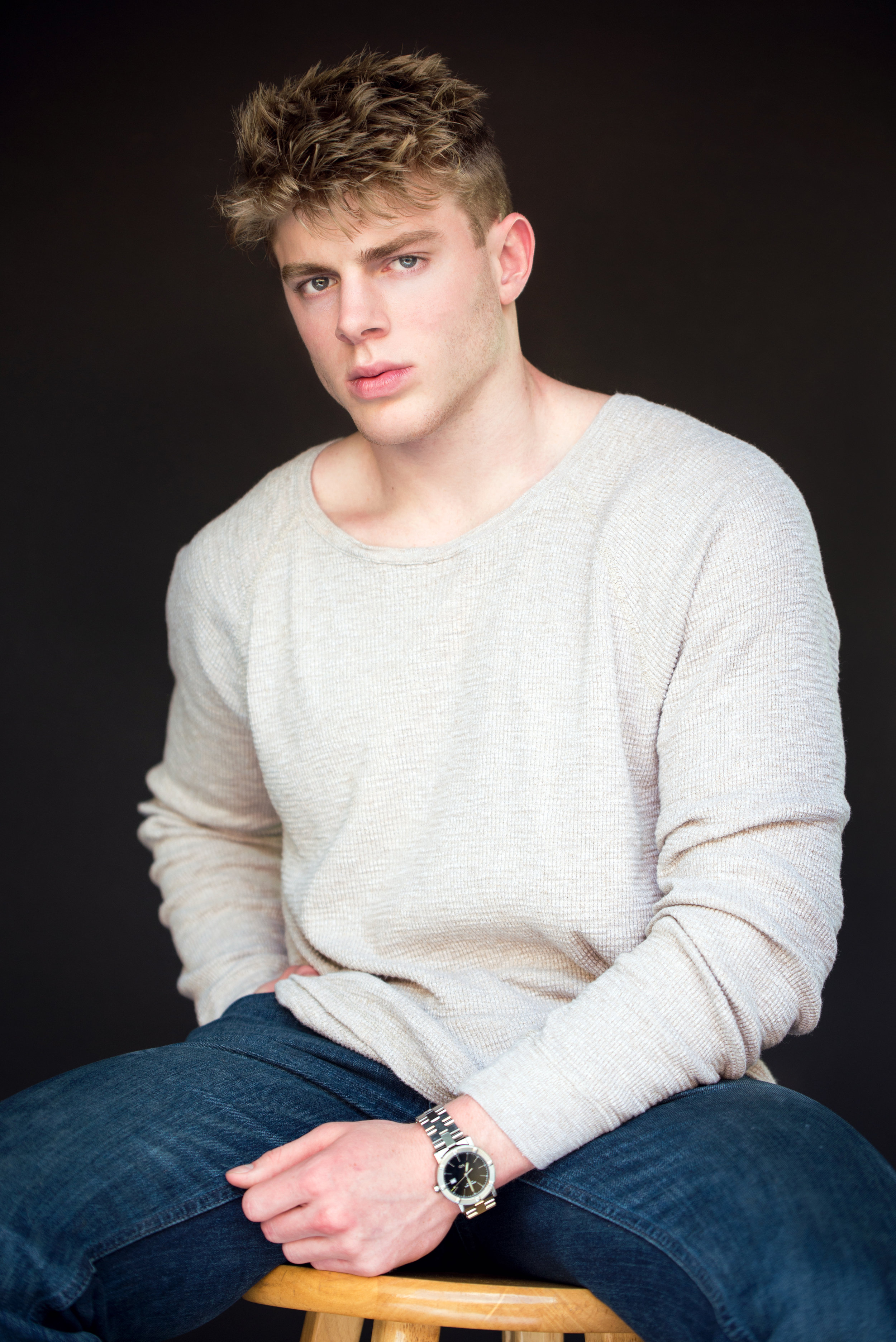 Model: Sawyer Dutton  Agency: Ursula Wiedmann Models