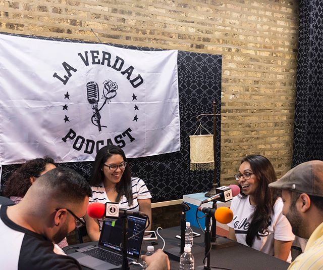New episode is back!  We sit back and talk trap (latin trap), prom and vacation!  LINK IN BIO #laverdad #latino #latinopodcast