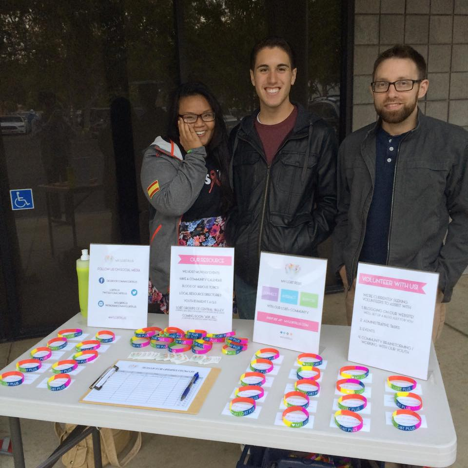 November 2014 - Participated in the Transgender Day of Remembrance. We've been there every year our organization has been around to ensure we are here for our transgender community.