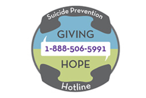 Central Valley Suicide Prevention Hotline   Website  | Phone: 559-256-7602  HOTLINE: 888-506-5991  The Central Valley Suicide Prevention Hotline is an immediate support for individuals in crisis or experiencing suicidal thoughts. It is available 24 hours a day, is confidential and free. The line services Fresno, Kings, Merced, Mariposa and Stanislaus Counties.