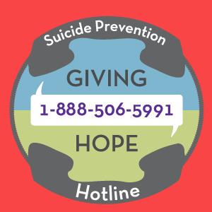 Central Valley Suicide Prevention Hotline  Esta línea directa para la prevención del suicidio está localizada aquí en el Valle Central y esta administrado por Kings View aquí en Fresno. Las personas aquí saben de las situaciones aquí en el Valle, y reciben llamadas por personas específicamente aquí. Déjalos saber por lo que estas pasando. Están aquí para usted.  Si necesitas apoyo, llama la línea directa para la prevención del suicidio de Kings View a: 1-866-506-5991