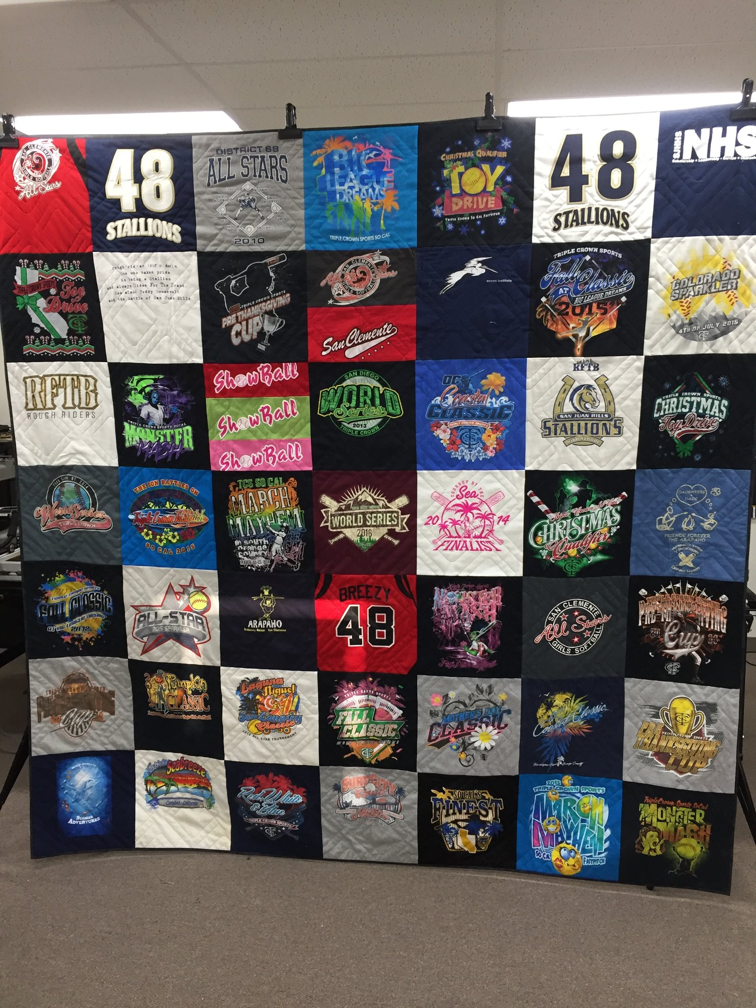 HIGH SCHOOL SOFTBALL T-SHIRTS & JERSEYS