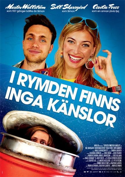 - Filmen handlar om en 18-åriga Simon som har Asbergers syndrom. När Simon blir överväldigad av känslor gömmer han sig i sin rymdkapsel där han inte behöver tänka på jobbiga känslor eftersom att han inte kan hantera dem på något annat vis.