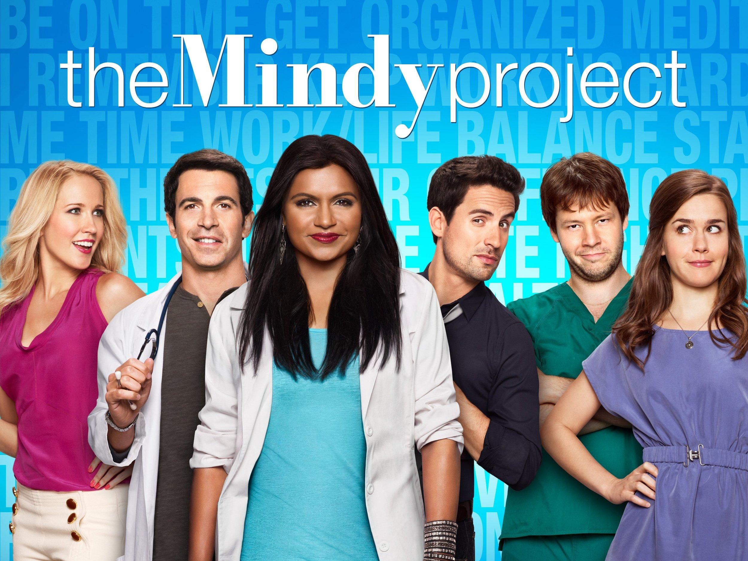 - I den här serien ser vi livsnjutande doktor, Mindy Lahiri,dela med sig av sitt fabulösa liv och positiva inställning även när andra tycker att hon är lite irriterande.
