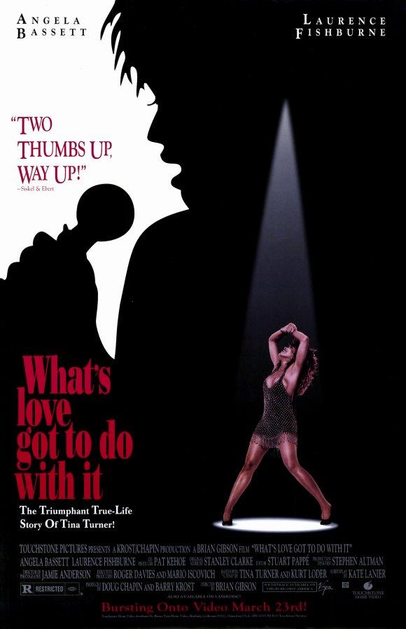 - Denna film skildrar Tina Turners väg mot framgång som sångerska.I hennes väg finns många hinder och hon måste verkligen slå sig framåt.
