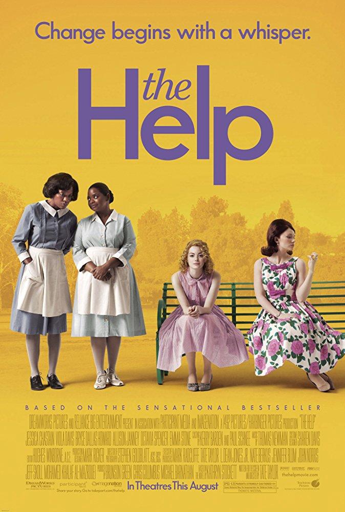 - I den här filmen får vi höra rösterna från de annars inte ofta hörda afrikan-amerikanska hembiträdena. Tiden är 60-tal och platsen är Mississippi, USA.
