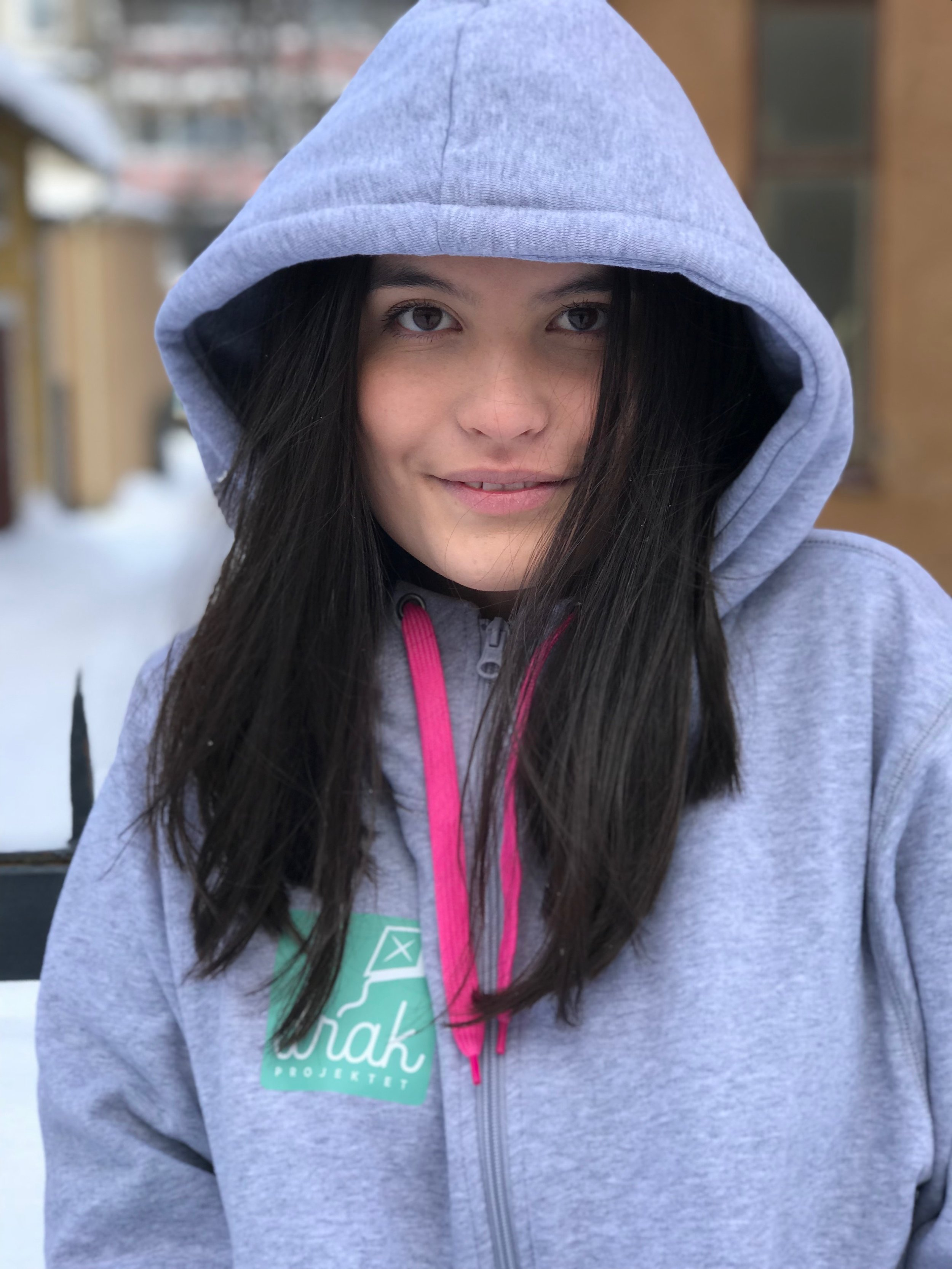 Tanja Rosengren, 19 år