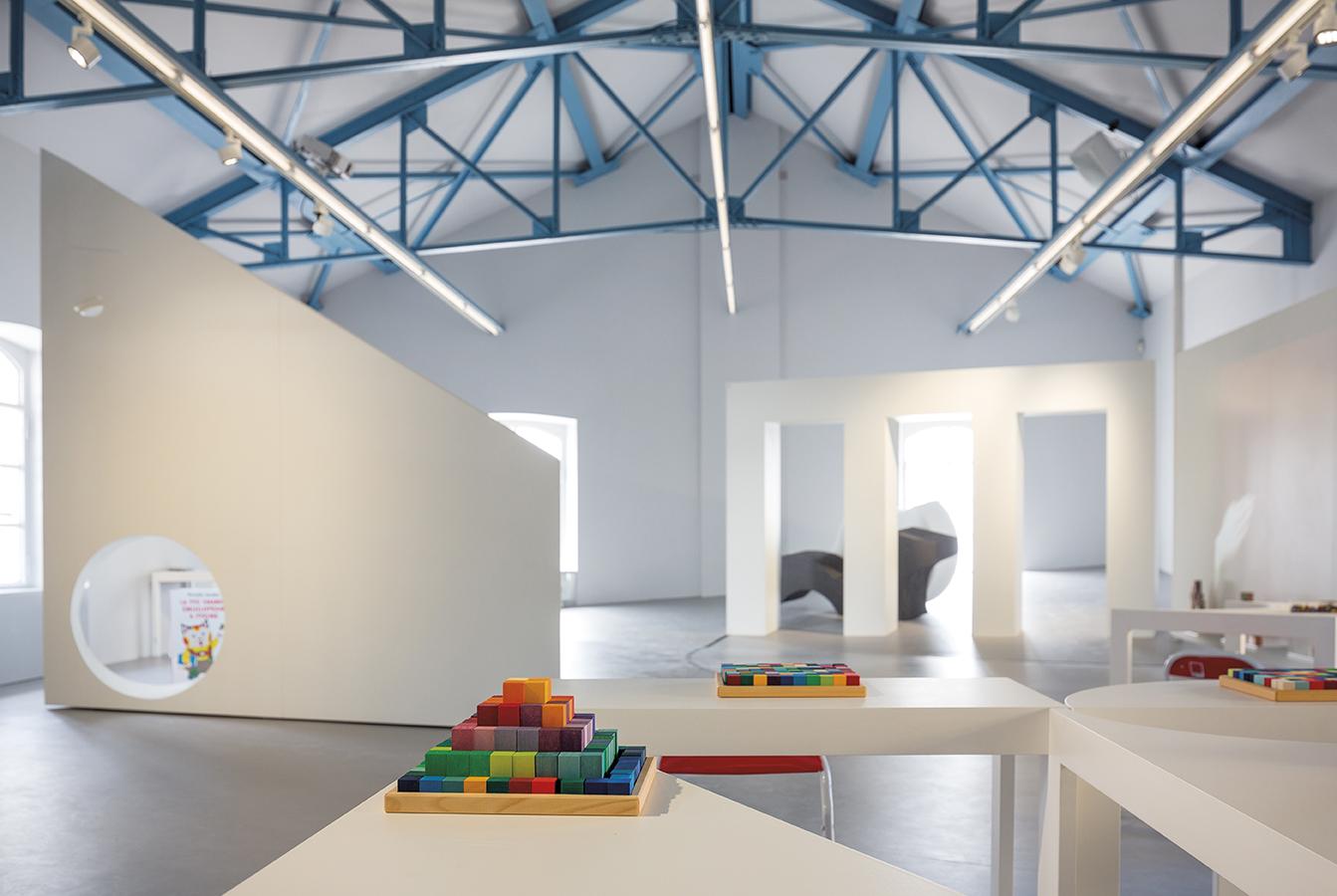 The Accademia dei bambini at Fondazione Prada