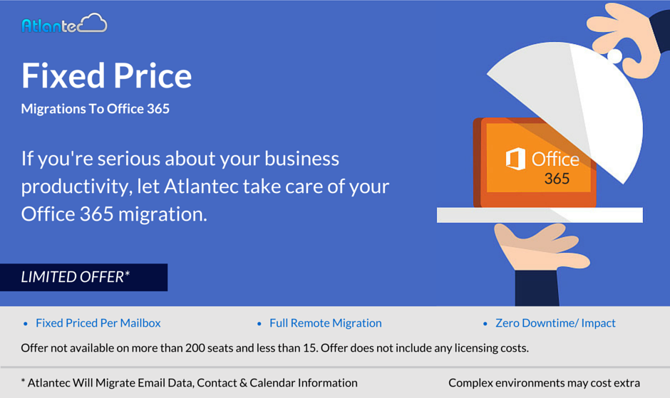 Office 365 Migration for business london