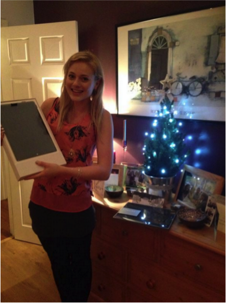 My Christmas present from Microsoft - a Surface Pro 3!
