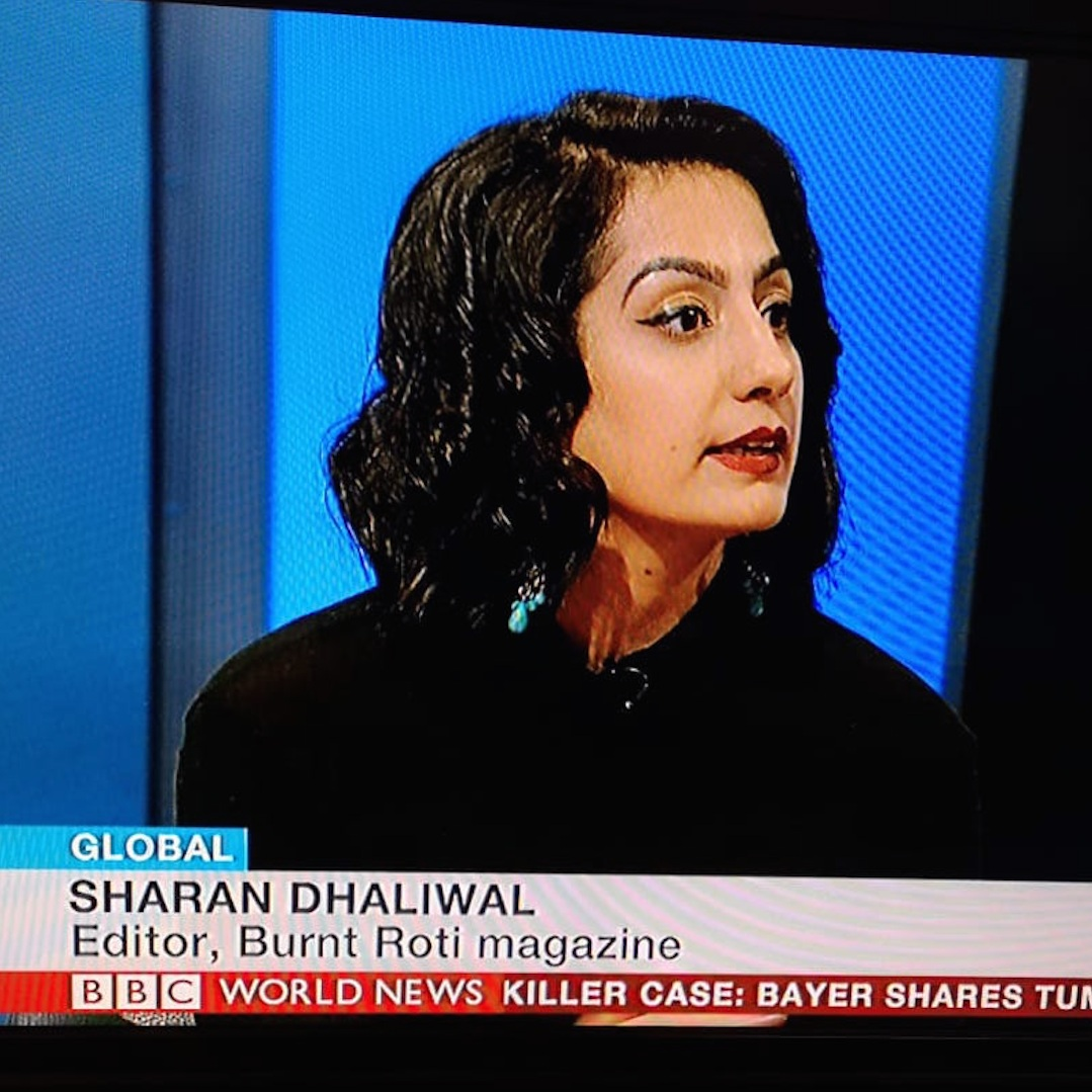 BBC World News - Global - A BBC Asian survey revealed that British Asians may be more conservative than expected. I discuss my thoughts on this for a 4:30 live recording of BBC World News - Global with Matthew Amroliwala.