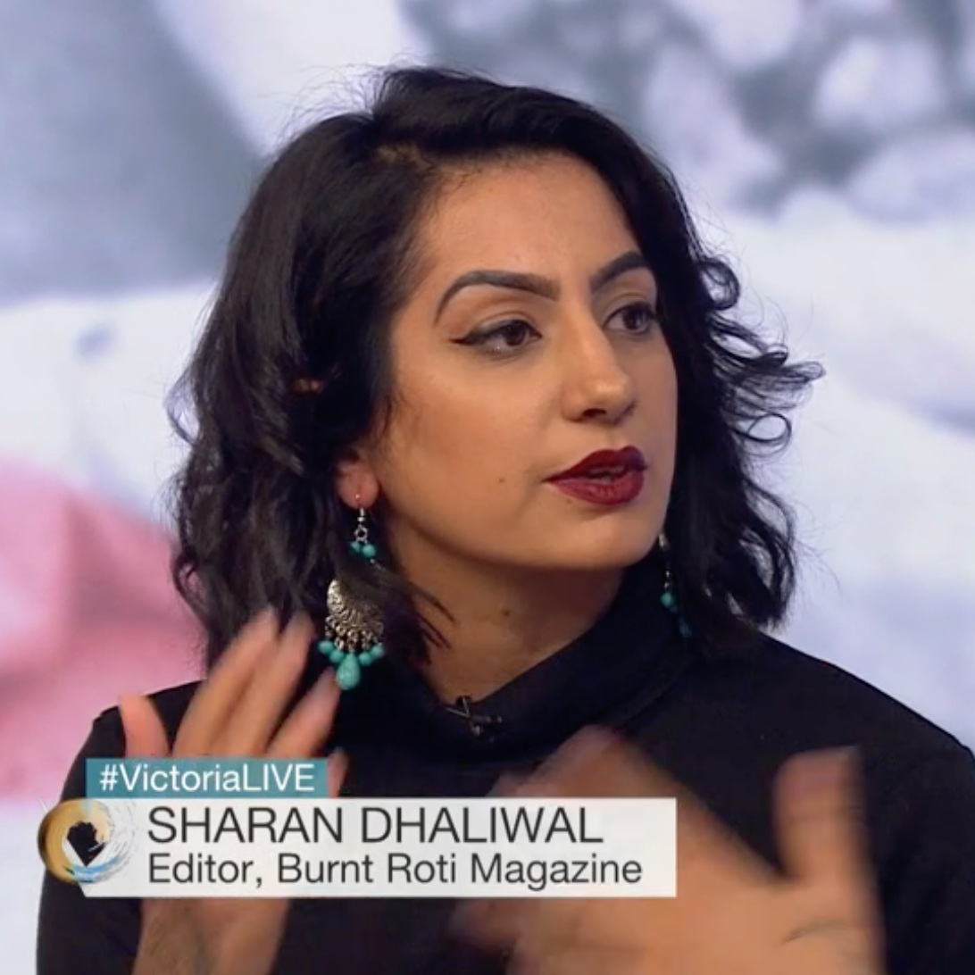 BBC Two - Victoria Derbyshire - A BBC Asian survey revealed that British Asians may be more conservative than expected. I discuss my thoughts on this for a 10:30am live recording of BBC Two - Victoria Derbyshire.