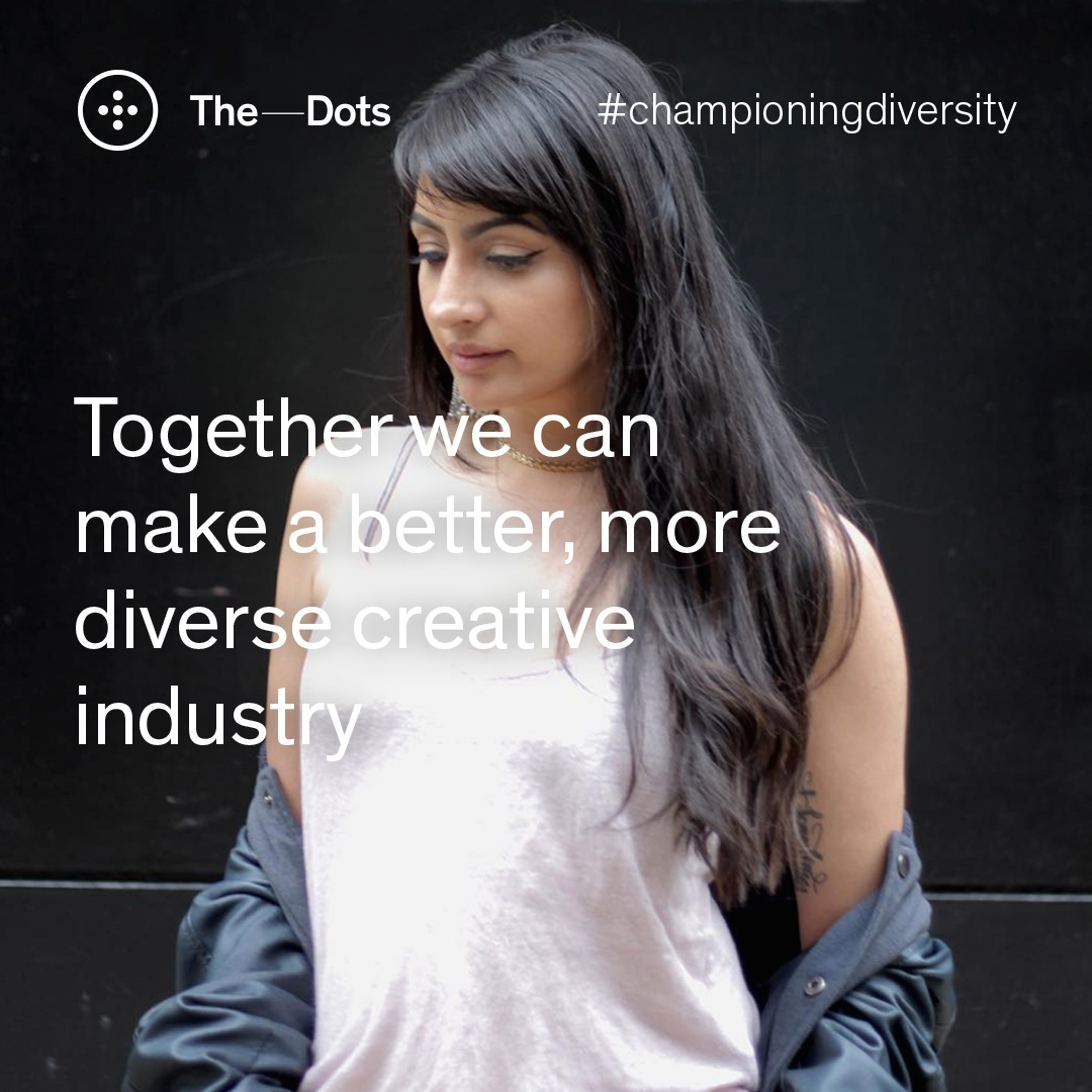 THE DOTS - LGBT+ Trailblazer Redefining the Creative Industry - Nominated as one of The Dots LGBTQ+ trailblazer!CHECK OUT MY PROFILE