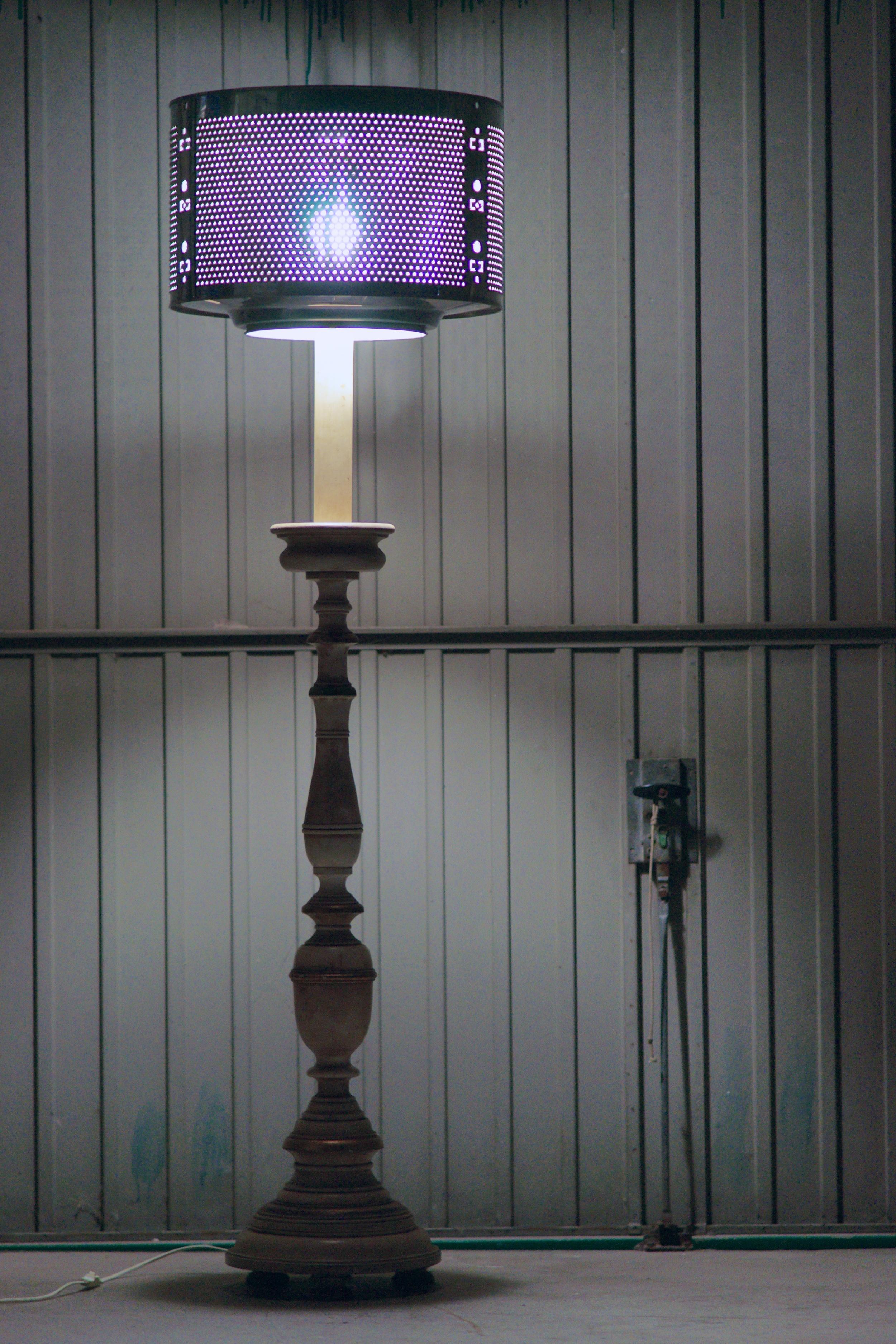 Washdrum Lamp II