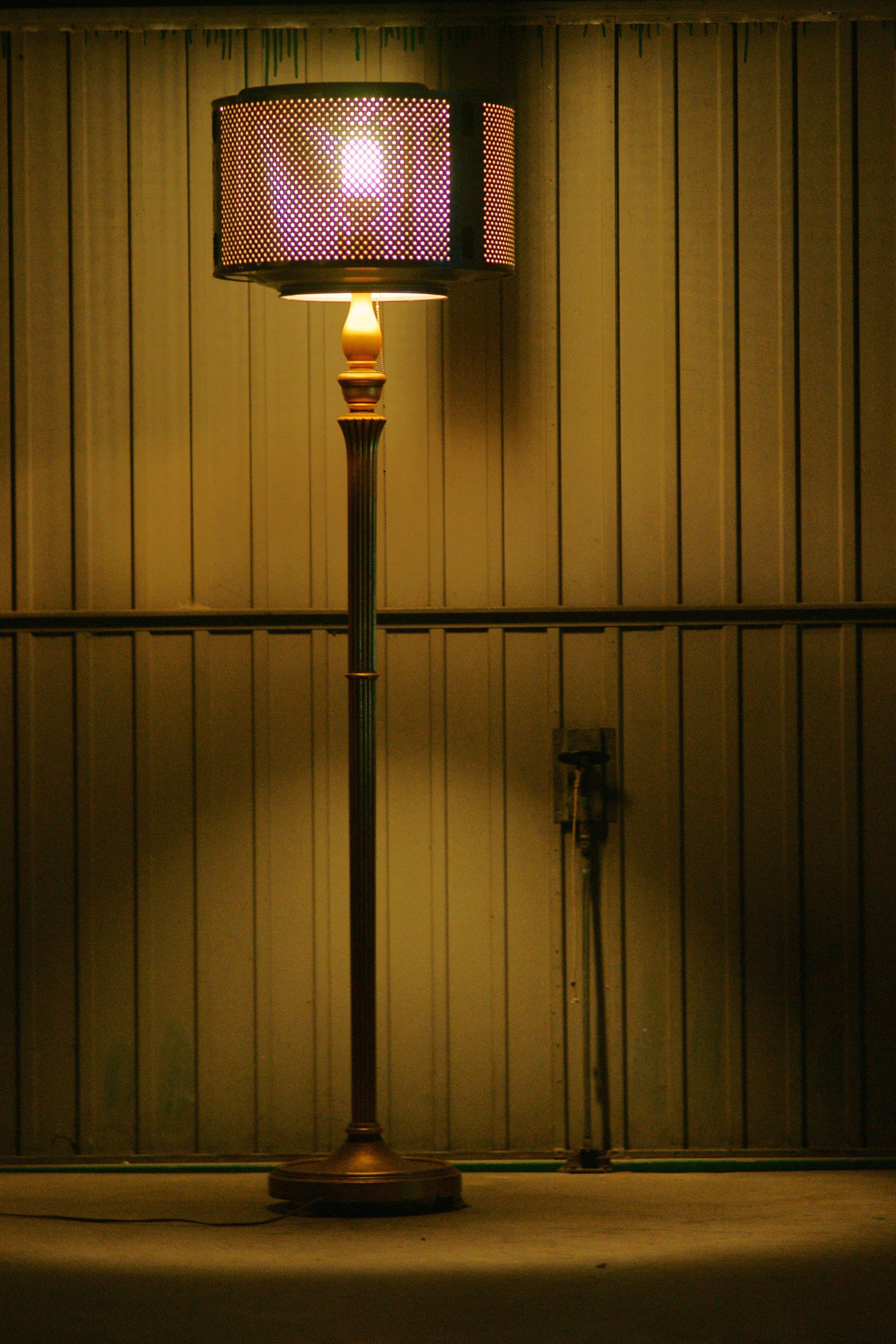 Washdrum Lamp I