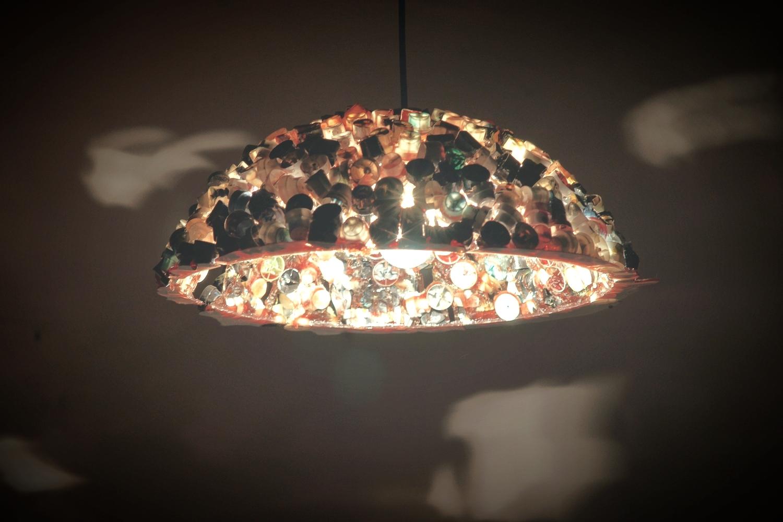 Caps Lamp