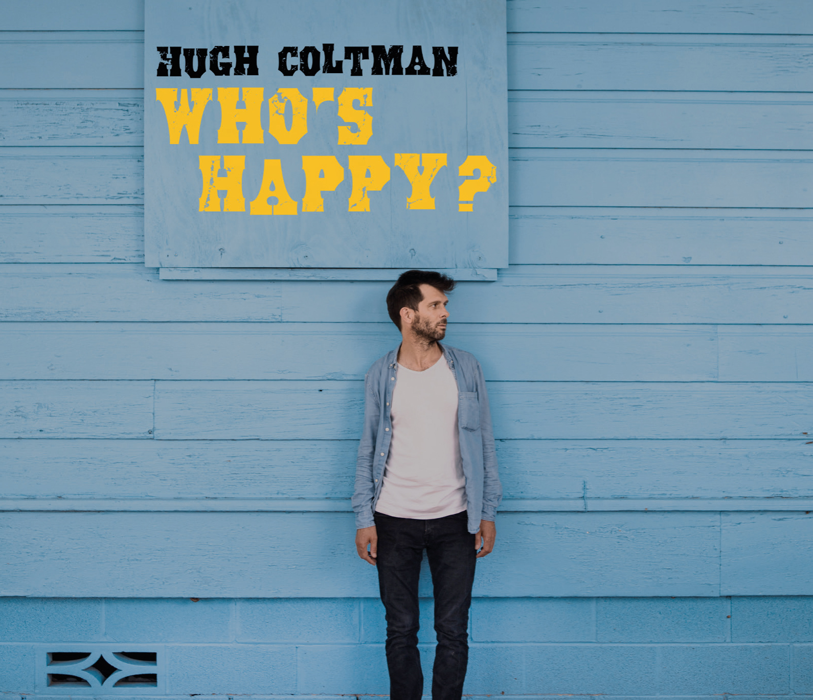 WHO'S HAPPY ?  Out on March 2nd 2018