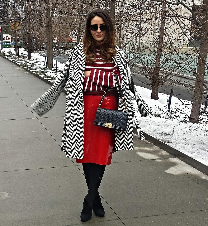 Tamara Kalinic-Fashion Blogger of  theglamandglitter