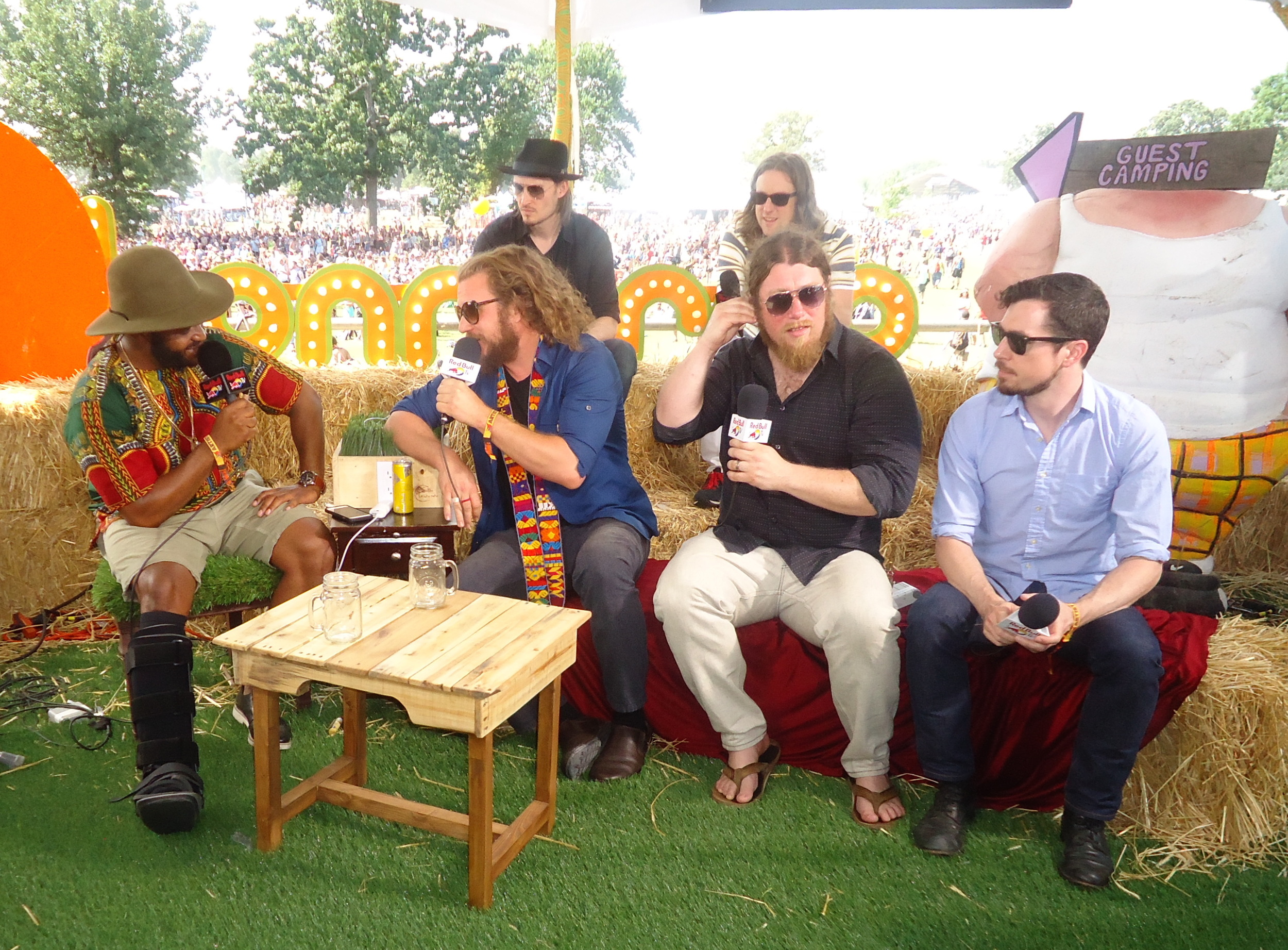 My Morning Jacket at Sal's World