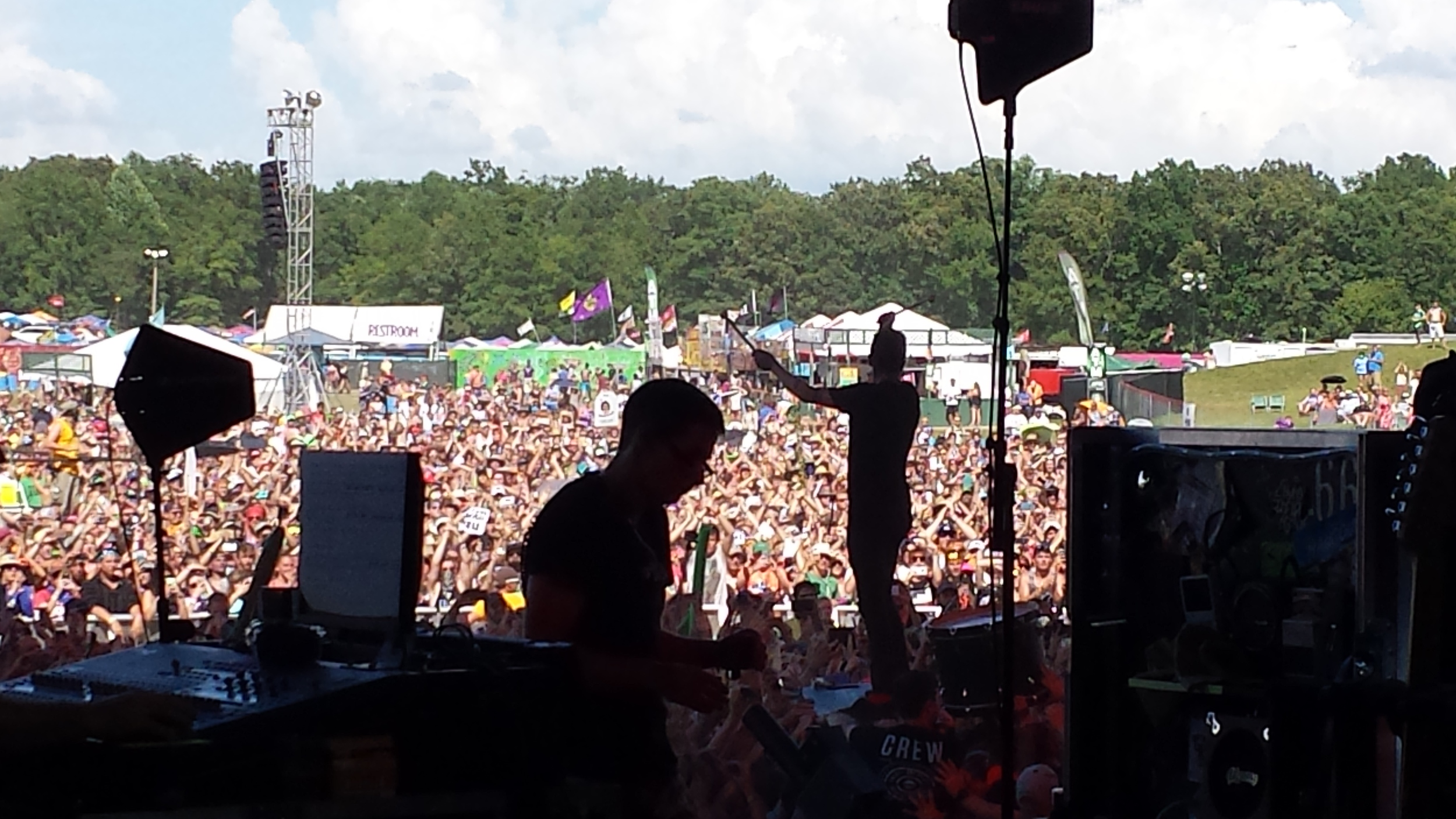 Twenty One Pilots at Bonnaroo 2015
