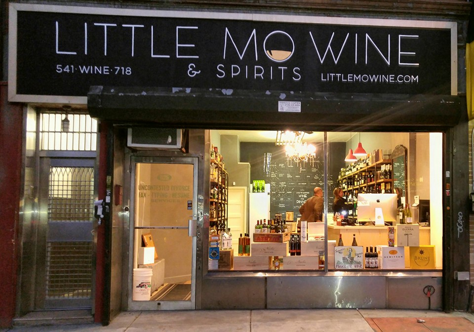 Little Mo Wine Facebook