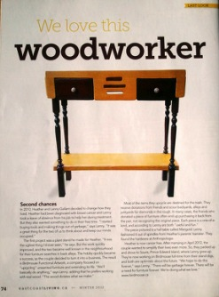 East Coast Living Magazine - Winter 2012