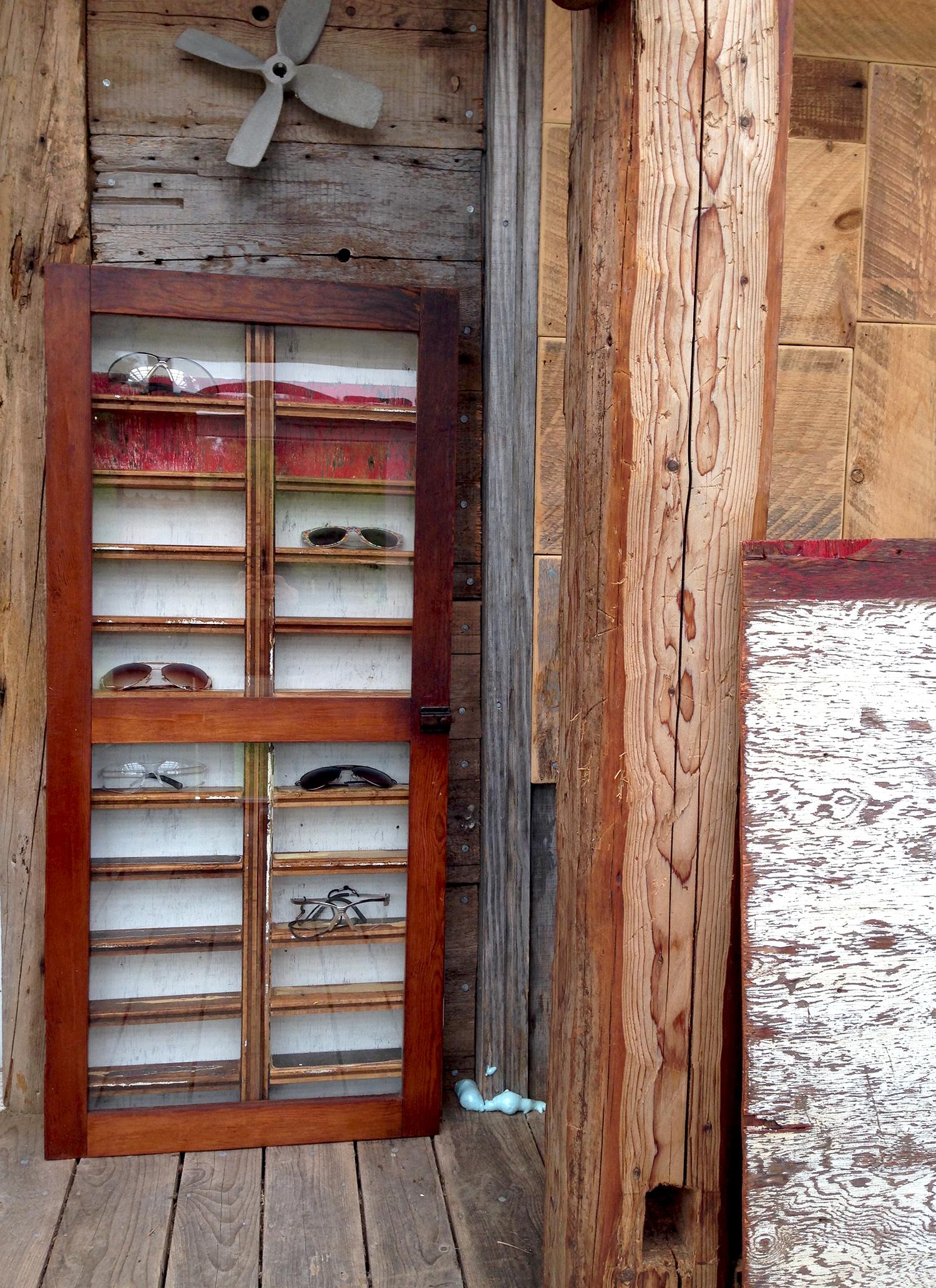 Eyeglasses Display Case
