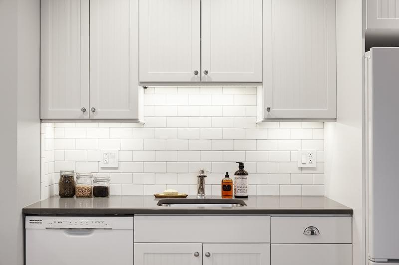 Kitchen Cabinets The Touraine Apartments in Rittenhouse Square Philadelphia